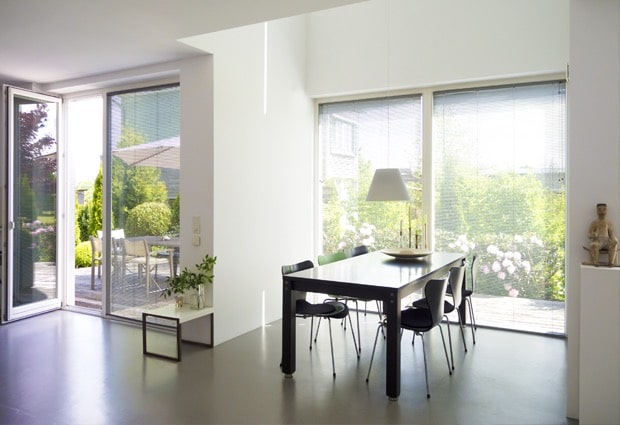 Betonlook vloer: Geschikte materialen en hun eigenschappen