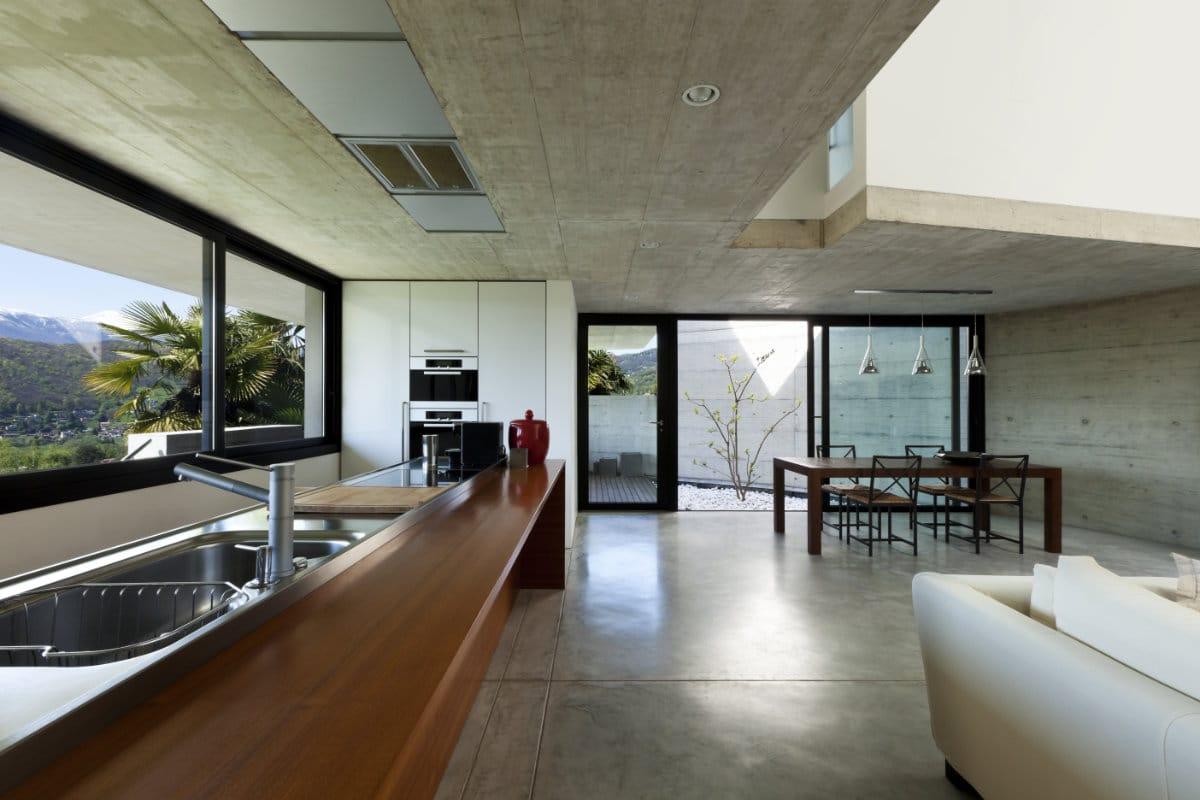 gepolierde beton informatie betonvloeren prijs advies. Black Bedroom Furniture Sets. Home Design Ideas