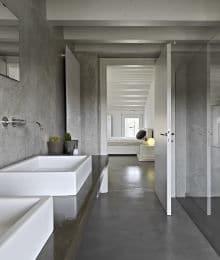 betoncire voorbeeld