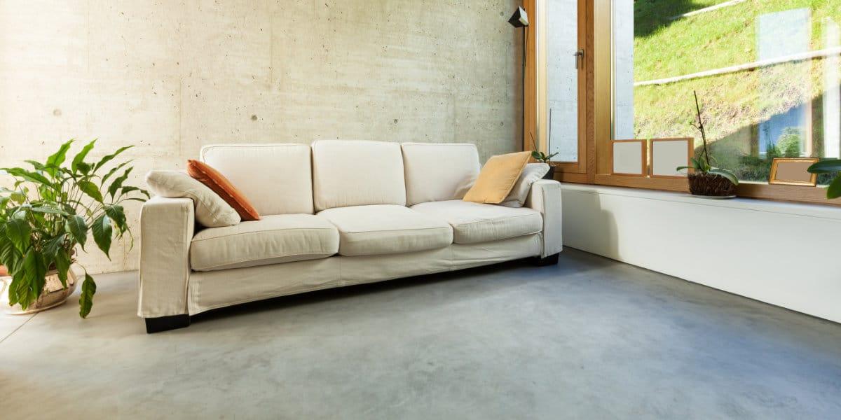 betonvloer herstellen